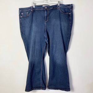 Torrid Denim women's slim boot jeans size 30 short